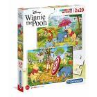 Winnie The Pooh 2 x 20 pezzi (24516)