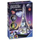 Tour Eiffel Disney con luce Night Edition (12520)
