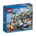 Starter set della Polizia - Lego City (60136)