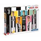 Puzzle Juventus 104 pezzi (27523)