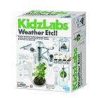 Kit Crea la tua Stazione Metereologica KidzLabs (05527)