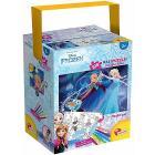 Puzzle In A Tub Maxi 108 Disney Frozen (65271)