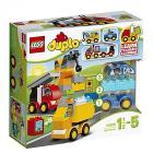 I miei primi veicoli - Lego Duplo (10816)