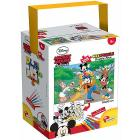 Puzzle In A Tub Maxi 108 Disney Mickey (65288)