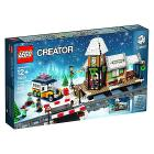 Stazione del villaggio invernale - Lego Creatori (10259)