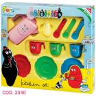 Barbapapà Tea set x3