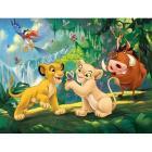 Puzzle 250 Pezzi Lion King (295300)