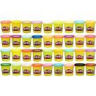Play-Doh Super Scorta di 36 Vasetti Mega Pack (36834)