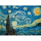 2000 pezzi - Van Gogh - Notte stellata (32531)