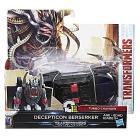 Transformers MV5 Turbo Changer Decepticon Berserker