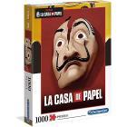Puzzle - La Casa Di Carta - 1000 Pezzi (39533)