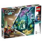 Il laboratorio spettrale di J.B. - Lego Hidden Side (70418)