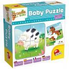 Carotina Baby Puzzle La Fattoria (65424)