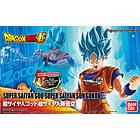 Figure Rise Super Saiyan God Ss Son Goku