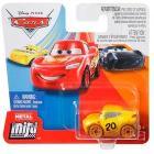 Cars Disney Pixar Mini Racers Cruz Ramirez (GKF83)