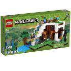 La base alla cascata - Lego Minecraft (21134)