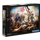 Delacroix: La libertà che guida il popolo. Museum Collection. 1000 pezzi  (93549)