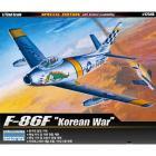 Aereo Usaf F-86F Korean War. Scala 1/72 (AC12546)