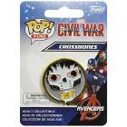 Civil War Pop! Pins - Crossbones