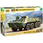 Carro armato BTR-70 Soviet Apc 1/35 (ZS3556)