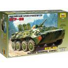Carro Armato BTR-80 Scala 1/35 (ZS3558)