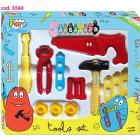 Set attrezzi Barbapapà (3560)