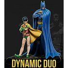 Batman e Robin Bmg Dynamic Duo New Resin Set