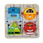 Puzzle robot suddividi & gioca (E0446)