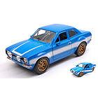 1:24 Fast & Furious Brian's Ford Escort Rs2000 Mk1