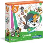 44 Gatti  Tattoo