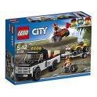 Team da corsa del Fuoristrada - Lego City (60148)