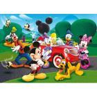 Puzzle Maxi 104 Pezzi Casa di Topolino (235760)