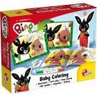 Baby Coloring Giochiamo Bing (75836)