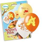 Palloncino Winnie The Pooh 10 pezzi