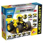 Scienza Hi Tech - Costruzioni Mini Con Led Space Vehicle 65868)