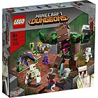 L'abominio della giungla - Lego Minecraft (21176)