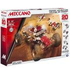 Veicolo Desert Adventure Multimodels Set 20 (91775)