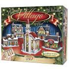 Christmas Village New (Puzzle 3D 116 Pz) (Disponibilita' Limitata)