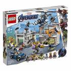 Avengers Compound battle - Lego Super Heroes (76131)