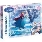 Puzzle Gioielli Frozen, 104 Pezzi (20601)