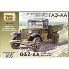 Veicolo Gaz AA. Cmioncino sovietico Seconda Guerra Mondiale 1/35 (ZS3602)