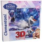 Puzzle 3D Frozen 104 Pezzi (20602)