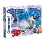 Puzzle 104 3D Frozen (Int) (20603)