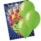 20 Palloncini Medi Verde (Fb3004)