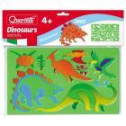 4 Stencils Dinosauri (2605)