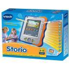VTech Storio Console Blu + Cartuccia, italiano