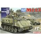 Mezzo militare IDF M113 APC YOM KIPPUR WAR '73. Scala 1/35 (DR3608)