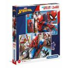 Spider-Man 2 x 60 pezzi (21608)