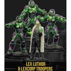 Bmg Lex Luthor & Lexcorp Troopers