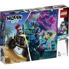Il buggy da spiaggia di Jack - Lego Hidden Side (70428)